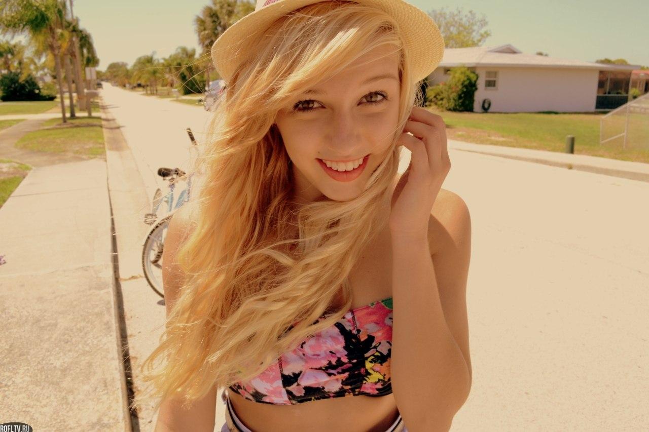 Фото красивых блондинок до 25 лет 6 фотография