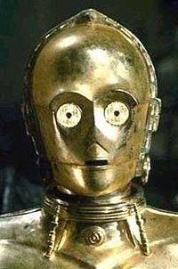 C-3PO C-3po