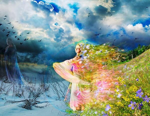 Весна (Белояр, Цветень, Травень) 2606291