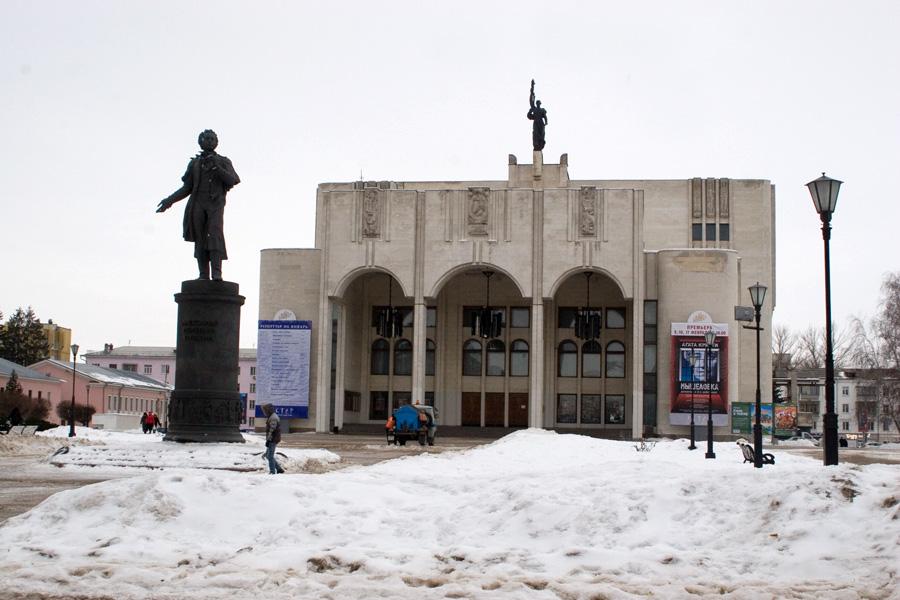 На ремонт системы отопления драмтеатра выделили 19 миллионов рублей