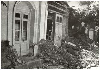 Последствия землетрясения []