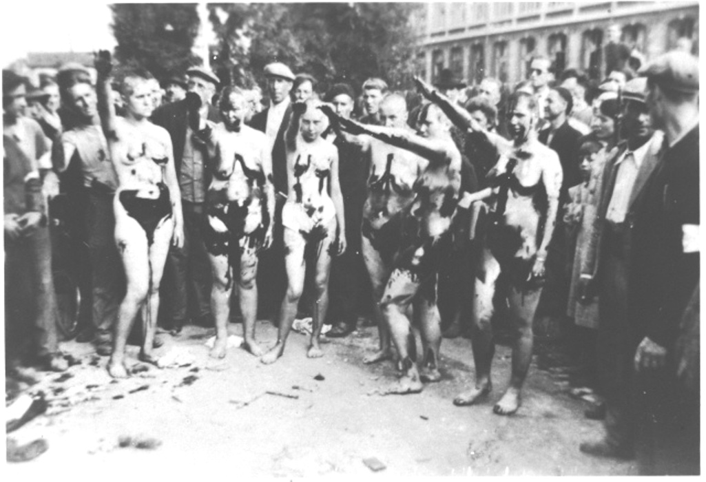 Секс с немцами с фашистами