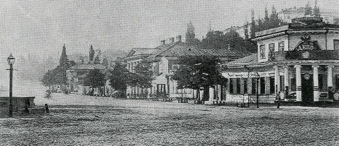 Александровская в XIX веке