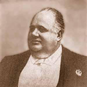 Владимир Николаевич Давыдов, шпрехмейстер