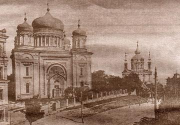 Десятинная церковь, XIX век