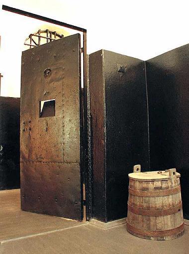 крепость-тюрьма=Косой Капонир=, камера, XIX век
