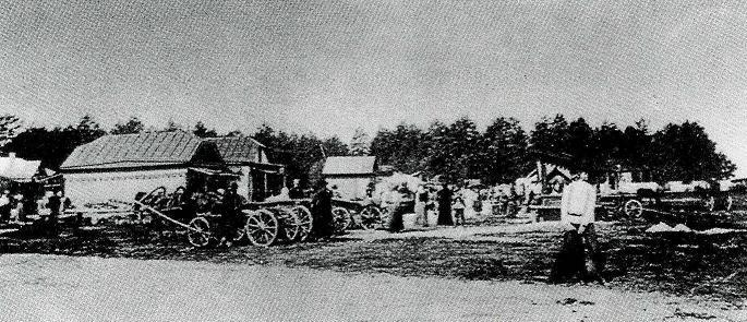 Святошино в XIX веке