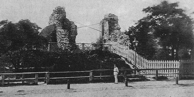 Золотые Ворота в XIX веке
