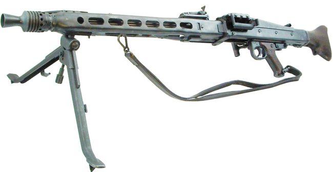 пулемёта MG-42