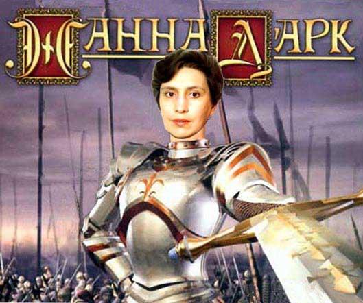 Дружеский шарж С.Муратова