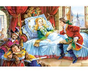 Спящая Красавица Сказка Жуковский
