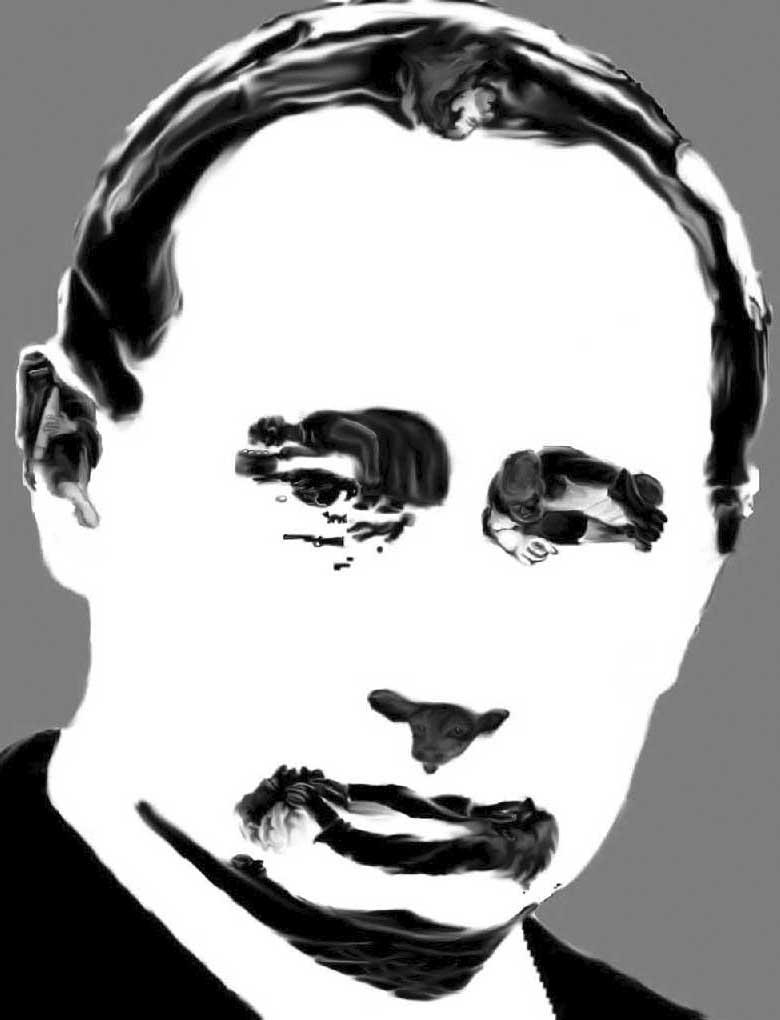 Муратов Сергей Витальевич.  1. Коллаж/иллюстрация.  2247. murom.  ВВП. просмотры.