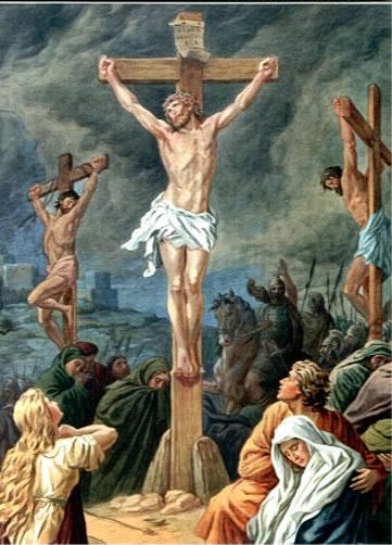 В Риме прошел Марш в защиту Распятия